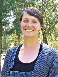 Emily Koller, Food Love Farm Director, 2018