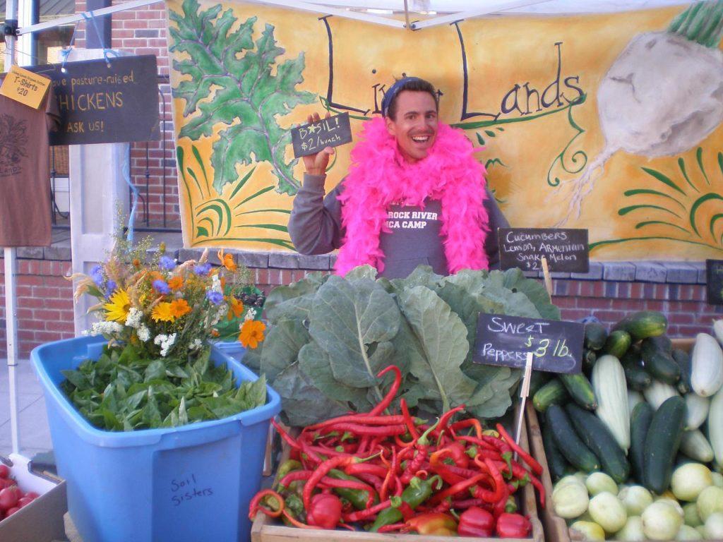 calfresh - farmer's market