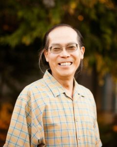 Kwong Chew - Sierra Harvest Board of Director 2018