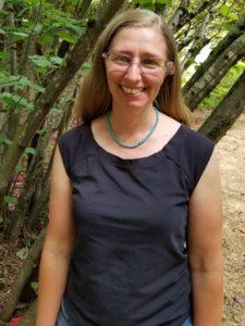 Aleta Barrett - board member of Sierra Harvest 2018