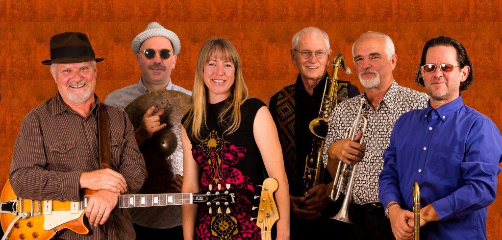 the Love Train - Nevada County Band
