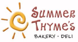 summer thyme's bakery logo