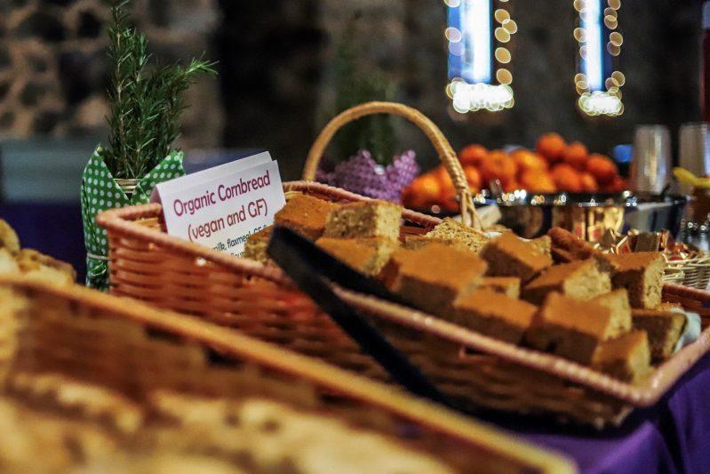 bread at 2019 soup night - photographer jason scallin