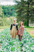 Steven and Bryanna - Stone Throw's farm 2019