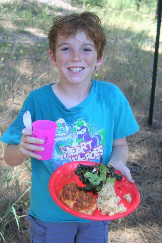 food love camp 2019