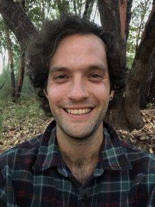 David Fernandez, sierra garden assistant 2019