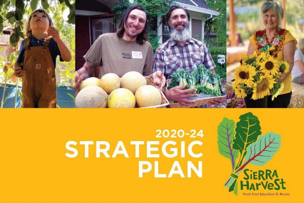 2020 Sierra harvest strategic 5 year plan