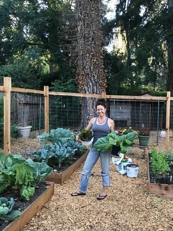Erin Sorani sierra Garden