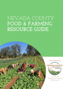 Food Systems assessment 2020 Resource Guide